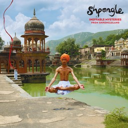 Shpongle, Ineffable Mysteries From Shpongleland, 2009