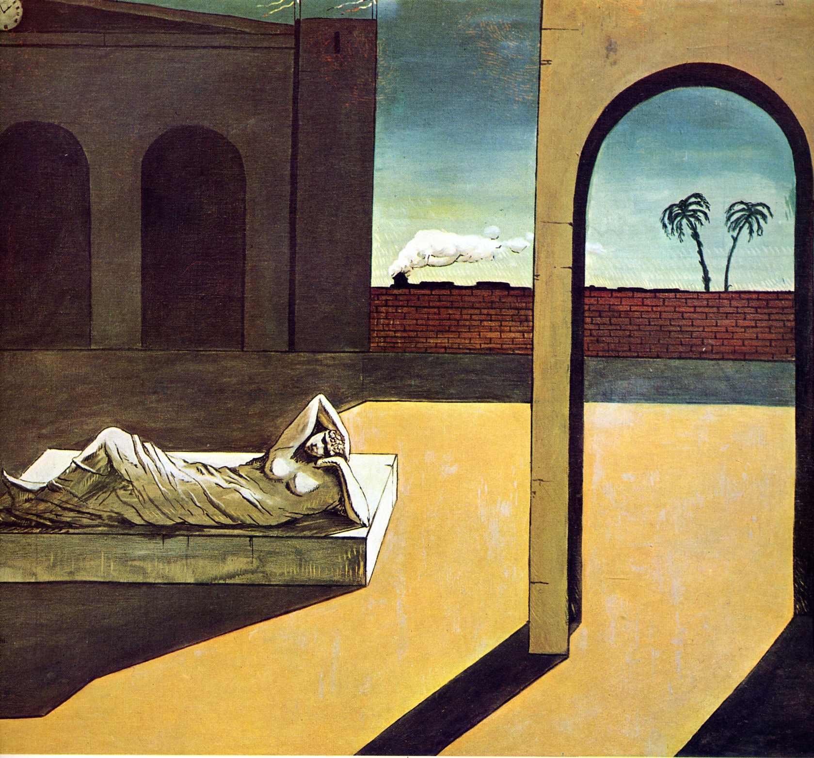 метафизическая живопись:
