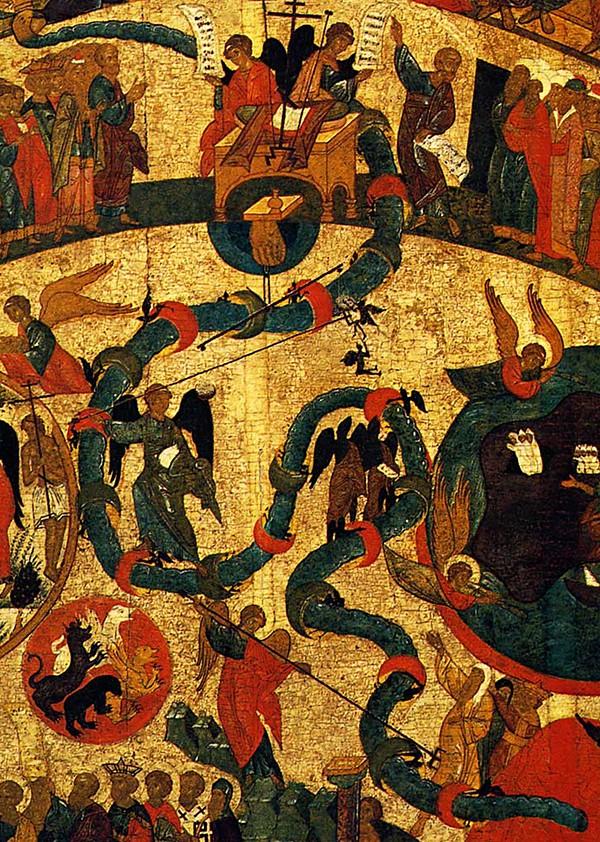 Мытарства Преподобной Феодоры - Главная